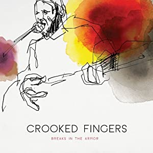 crooked fingers breaks in the armor cover