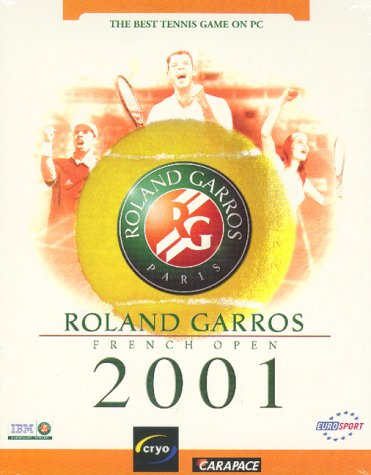 Roland Garros French Open 2001 (PC)