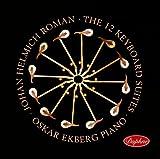 The 12 Keyboard Suites - Oskar Ekberg (2CD) Johan Helmich Roman