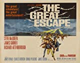 The Great Escape Poster Movie I 11 x 14 In - 28cm x 36cm Tom Adams Steve McQueen James Garner Richard Attenborough Charles Bronson James Coburn