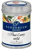 Schuhbeck Schuhbecks Thai-Curry mild, 1er Pack (1 x 70 g)
