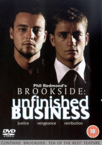 Brookside - Unfinished Business [1982] [DVD]