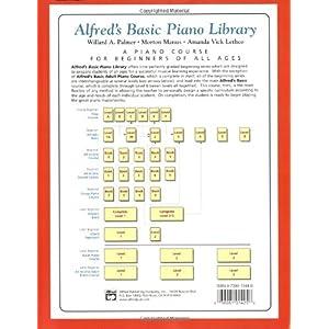 Alfred's Basic Piano Libr Livre en Ligne - Telecharger Ebook