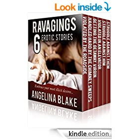 Ravagings: Six Erotic Stories