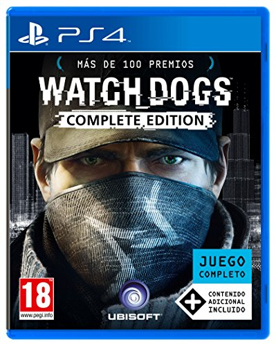 Ubisoft Watch Dogs - Complete Edition, PS4