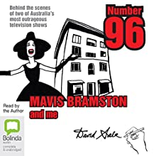 Number 96: Mavis Bramston and Me (       UNABRIDGED) by David Sale Narrated by David Sale