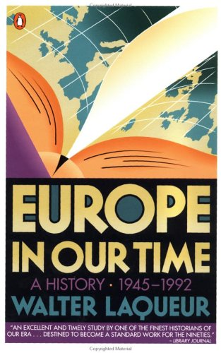 Image for Europe in Our Time: A History 1945-1992