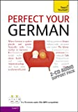 Perfect Your German: Teach Yourself (Book/CD Pack) Paul Coggle