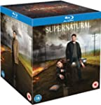 Supernatural: Season 1-8 [Import angl...