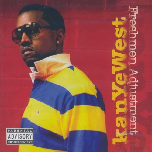 Kanye West - Freshman Adjustment
