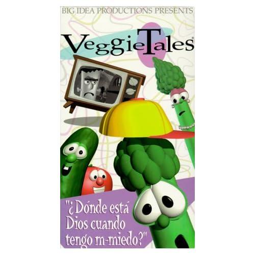 Esta Tengo Cuando VeggieTales Dios VHS Donde M-Mideo