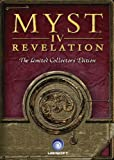 Myst IV Revelation The Limited Collector's Edition (PC & Mac DVD) Including a bonus CD with 55 minutes of extras & more