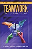 img - for Teamwork: The Team Member Handbook book / textbook / text book