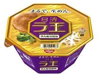 日清 ラ王 旨み豚骨醤油 132g×12個