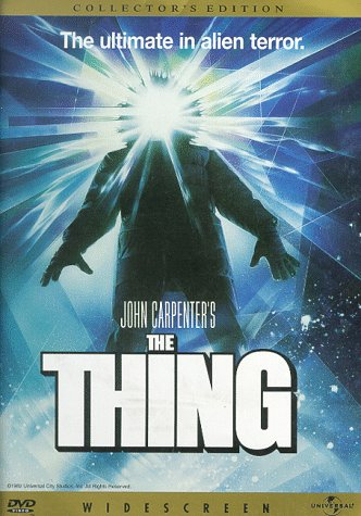 Cover art for  The Thing - Collector&#039;s Edition