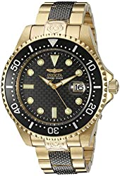 Invicta Men's 20116 Pro Diver Analog Display Automatic Self Wind Two Tone Watch