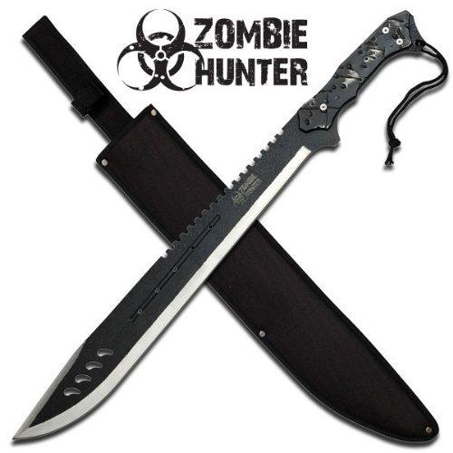 Zombie Hunter Machete (Jm-017)