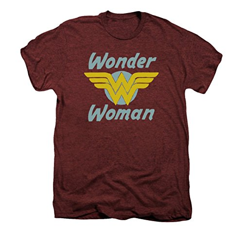 DC Wonder Woman Wings Premium T-Shirt