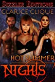 img - for Hot Summer Nights book / textbook / text book