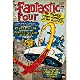 (24x36) Fantastic Four Marvel Comics Poster