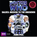 """Doctor Who"": Daleks - Mission to the Unknown (Classic Novels)"