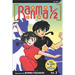 Ranma 1 2, Vol. 3 by Rumiko Takahashi