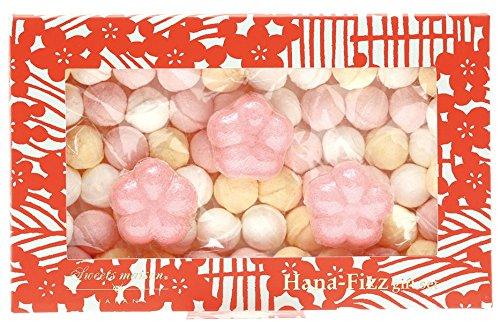 ノルコーポレーション お風呂用 芳香剤 スウィーツメゾン ジャパン 花フィズ ギフトセット 105g 梅 OBーSMWー4ー1