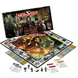 USAOPOLY Chronicles of Narnia Monopoly