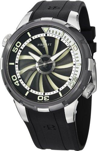 Perrelet Turbine Diver Men's Watch A1067/1