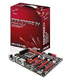 ASUS PCIe 3.0 4-Way SLI/CrossFireX Support Intel X79 ATX DDR3 2400 LGA 2011 Motherboards Rampage IV Formula