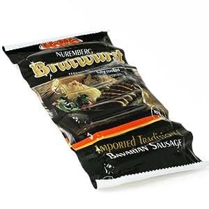 Nuremberg Bratwurst