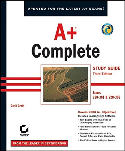 A+ Complete Study Guide, Third Edition