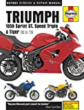 Triumph Speed Triple Tiger Repair Manual Haynes Service Manual Workshop Manual 2005-2009