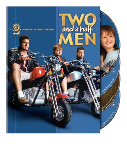 Two & A Half Men: Complete Second Season [DVD] [Import]