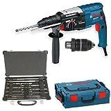 Bosch Drill GBH 2-28 DFV Accessories Makita SDS Plus Drill