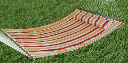 Bliss Platinum Edition European Quilted Hammock