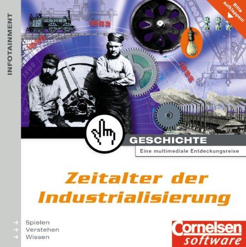 Zeitalter der Industrialisierung: CD-ROM