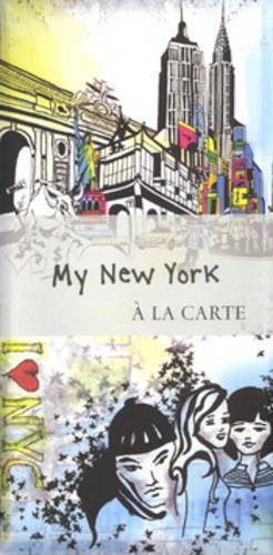 My New York a la Carte (My City a La Carte Maps)