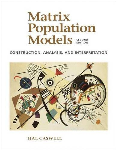 Matrix Population Models by Hal Caswell (2000-09-03) (Matrix Population Models compare prices)