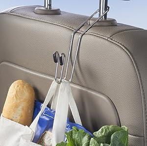 High Road CarHooks Car Seat Hangers - 2 pack