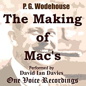 The Making of Mac's Audiobook