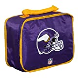 NFL Minnesota Vikings Lunchbox, Purple at Amazon.com
