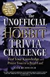 The Unofficial Hobbit Trivia Challenge