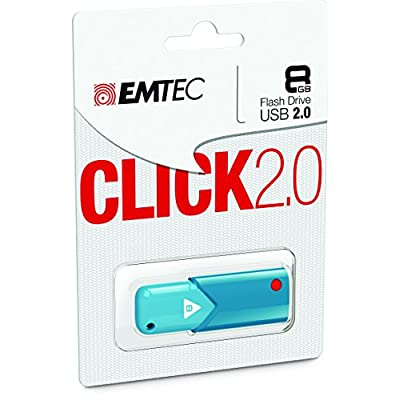 Emtec Click 2.0 USB Flash Drive (ECMMD16GB102)