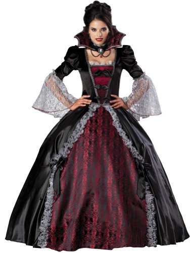 Vampiress Of Versailles Gb Lg Halloween Costume
