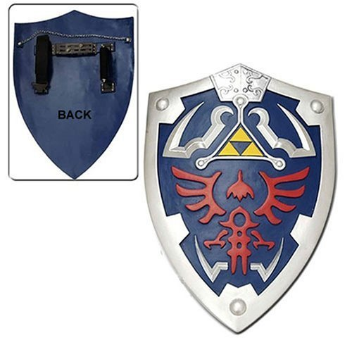 Zelda Hylian Replica Shield by Top Swords