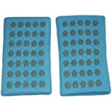 Baby Protective Cotton Knee Pads with Rubber Traction - Indoor / Outdoor Use
