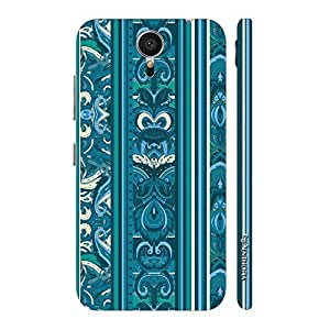 Enthopia Designer Hardshell Case India Blues Back Cover for Meizu MX6