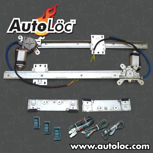 AutoLoc    AUTPW55033    Power       Window    Switch    Kit     Flat    Power       Window       Kit    3  3sw      Faitzxapustina