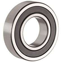 The General 20000 Series Extra Light Inch Series Ball Bearing, Double Sealed, No Snap Ring